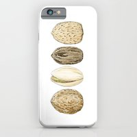 Edible Nuts iPhone 6 Slim Case