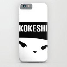 Kokeshi Logo Square Design iPhone 6 Slim Case
