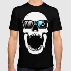 Toothless in color Black SMALL Mens Fitted Tee