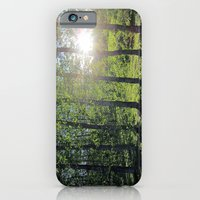 iPhone & iPod Case featuring Early Autumn Sun by World Raven