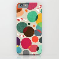 iPhone Cases featuring Lotus in koi pond by Budi Kwan