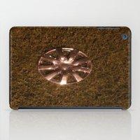 Wheel Lay On The Lawn iPad Case