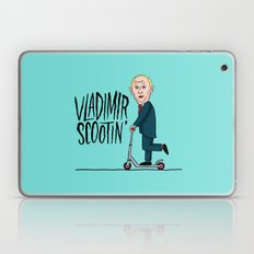 Vlad Scootin Laptop & iPad Skin