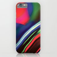 iPhone & iPod Case featuring Seismic Folds by rvz_photography