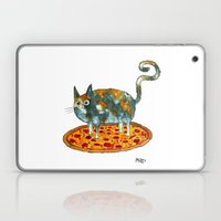 Pepperoni, Black Olives … Laptop & iPad Skin