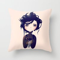 Edward Throw Pillow
