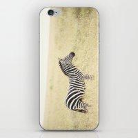 be still::kenya iPhone & iPod Skin