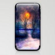 Winter Sonata II iPhone & iPod Skin