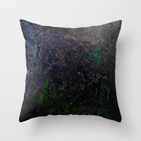 Southern Constellations … Throw Pillow