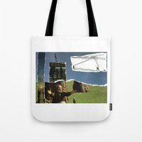 Sometimes You Have To Em… Tote Bag