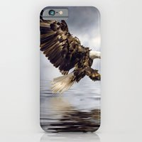 Bald Eagle swooping iPhone 6 Slim Case