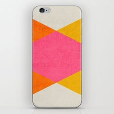 Summer Triangles iPhone & iPod Skin