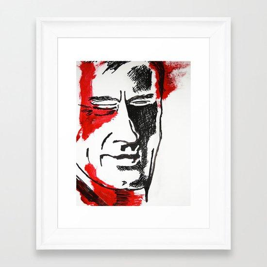Redress Framed Art Print