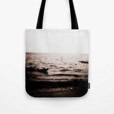 Leave With Me, Across the Sea Tote Bag