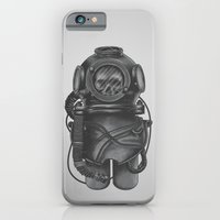 iPhone & iPod Case featuring The Dead Diver by Fathi