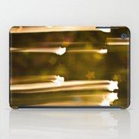 Bokeh Of Stars iPad Case