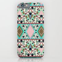 AQUA KALEIDOSCOPE  iPhone 6 Slim Case