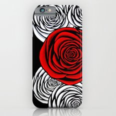 Heather's Rose iPhone 6 Slim Case
