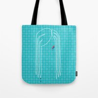 Brushes Tote Bag