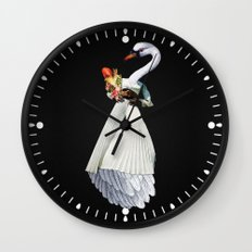 Only The Queen Can Eat S… Wall Clock