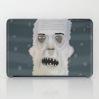 The Abominable Snowman iPad Case