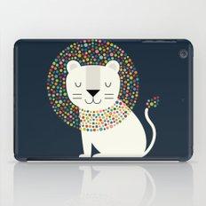 As A Lion iPad Case