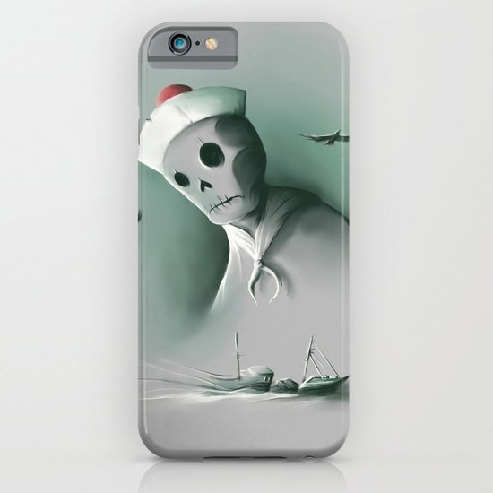 Wreckage of the past iPhone & iPod Case