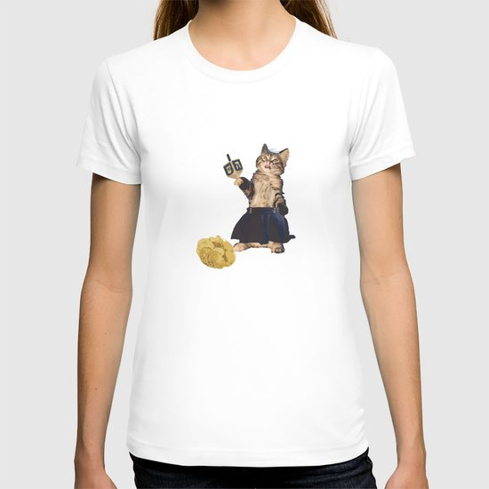 Jew Cat T-shirt