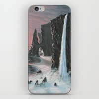edge of the sea iPhone & iPod Skin