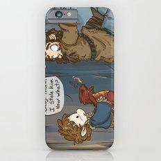 Bilbo the burglar Slim Case iPhone 6s