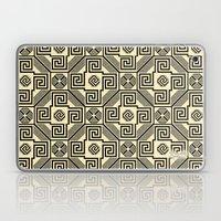Kagome Fret Lattice. Laptop & iPad Skin
