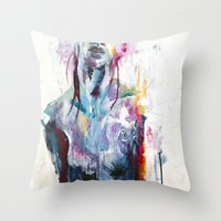 Nothing Is Enough Throw Pillow