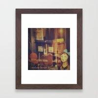 Madame Bovary Framed Art Print