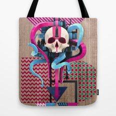 BeautifulDecay II Tote Bag