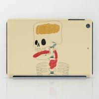 Square Skull...   iPad Case
