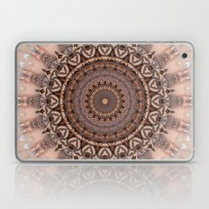 Mandala romantic pink Laptop & iPad Skin