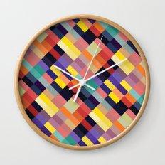Geometri I Wall Clock