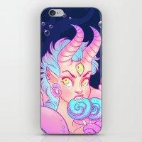 Gwynn (Tenta-Lolli 1) iPhone & iPod Skin