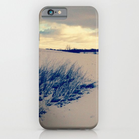 Wisconsin Winter iPhone & iPod Case