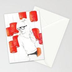 Solitudine Stationery Cards