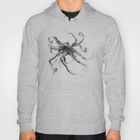 Star Octopus Hoody