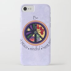 Peace Within Without iPhone 7 Slim Case