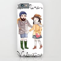 iPhone & iPod Case featuring Be Mine by Brooke Weeber