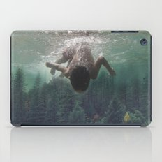 the level inside will rise iPad Case