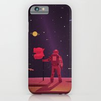 SPACEMAN WENT TRAVELLING iPhone 6 Slim Case