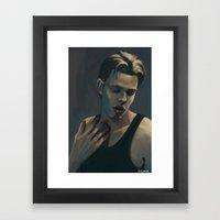 Roman Godfrey Framed Art Print