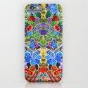 Flower Burst iPhone & iPod Case