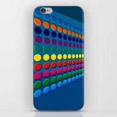 Dotted Railway iPhone & iPod Skin