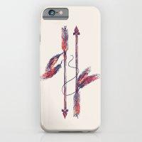 iPhone & iPod Case featuring Indian Arrow by Budi Kwan