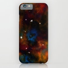 Final Frontier Abstract iPhone 6 Slim Case